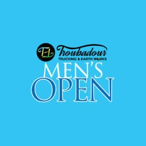 Troubadour Trcuking Men's Open