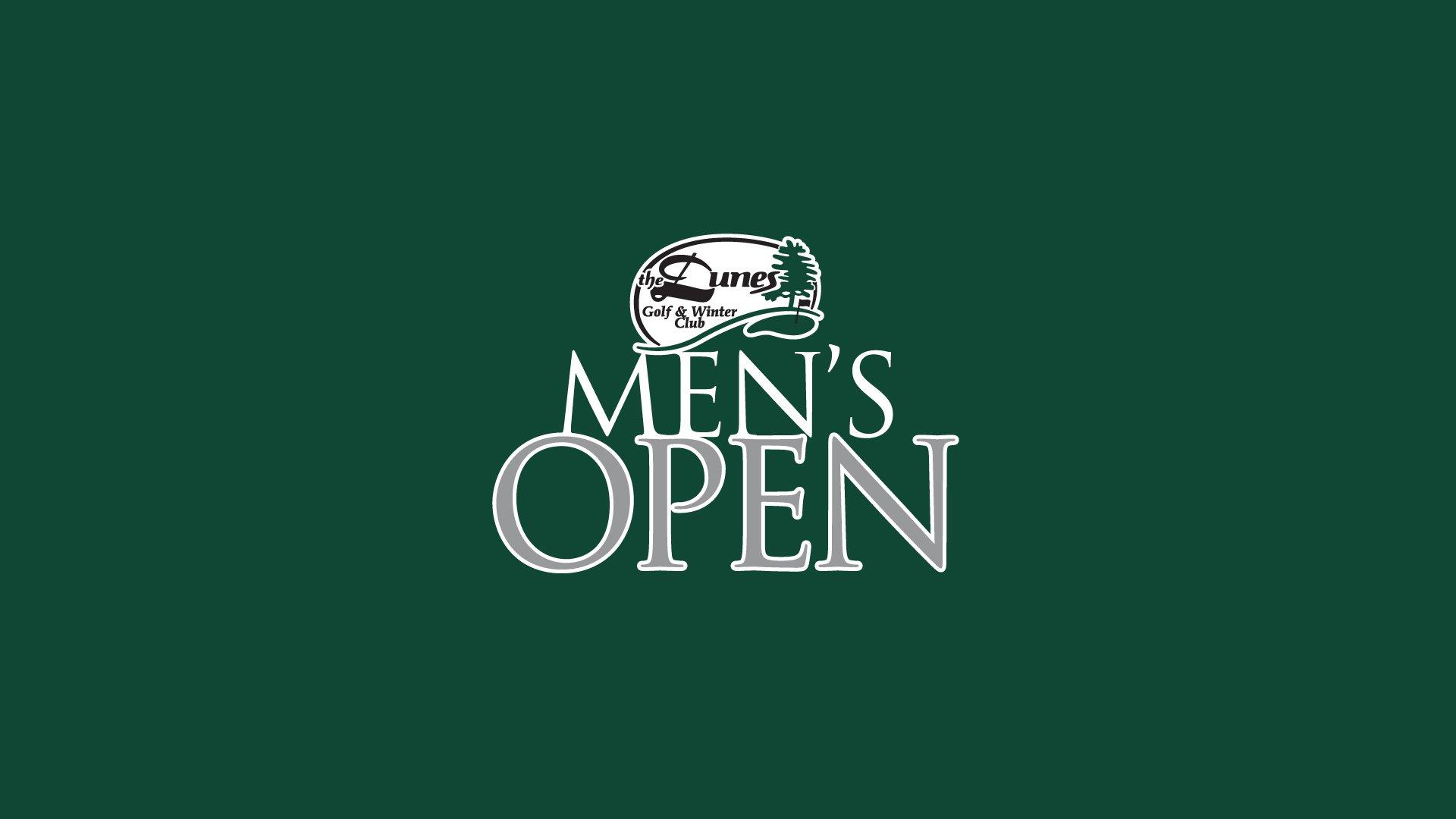 The Dunes 2020 Mens Open