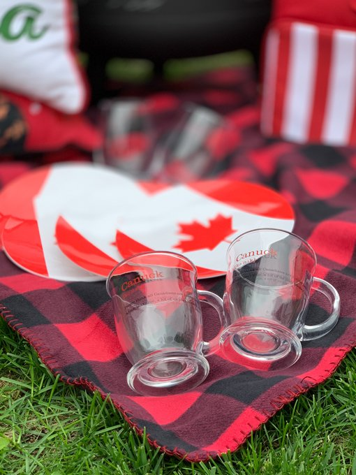 Tickets available June 24 and July 1 for a chance to win a Canada Day package