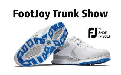 FootJoy Trunk Sale Today!