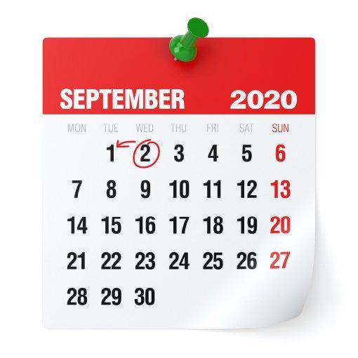 Ladies Night September Date Change
