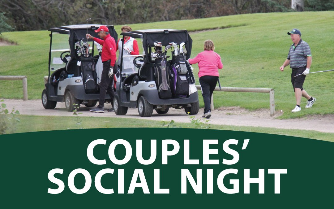 Couples Social Night August 21, 2020