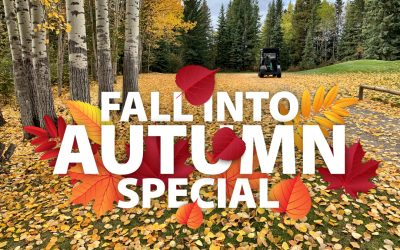 Fall into Autumn Special