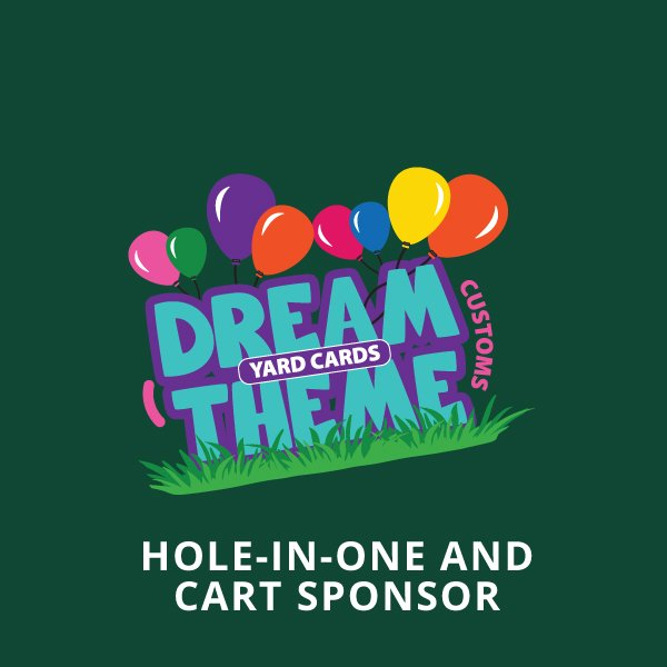 2021 Ladies Challenge Sponsor Dream Theme Customs